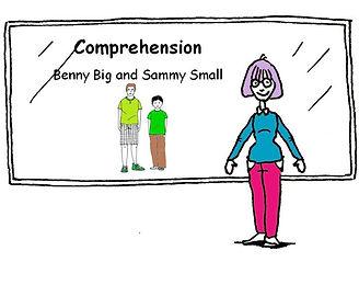 15. Comprehension - Benny Big and Sammy Small