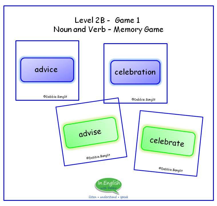 Level 2B - Game 1