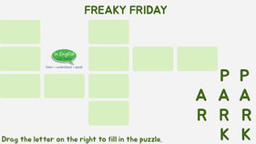 DebbieBanglit Freaky Friday PARK