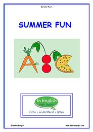 DebbieBanglit Summer Fun