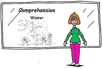 ESL Comprehension - Winte