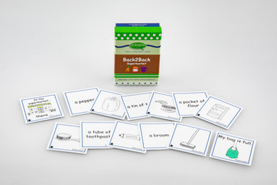 DebbieBAnglit - ESL Supermarket Back2Back Card Game