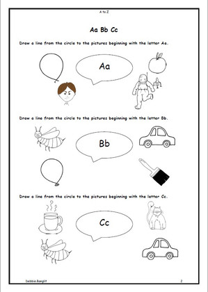 A to Z