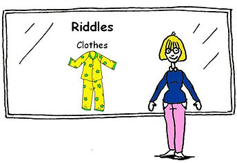 17. Riddles - Clothes and Accessories
