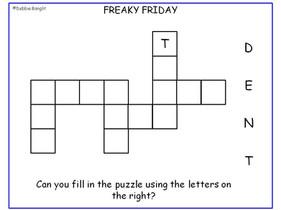 DebbieBanglit Freaky Friday DENT