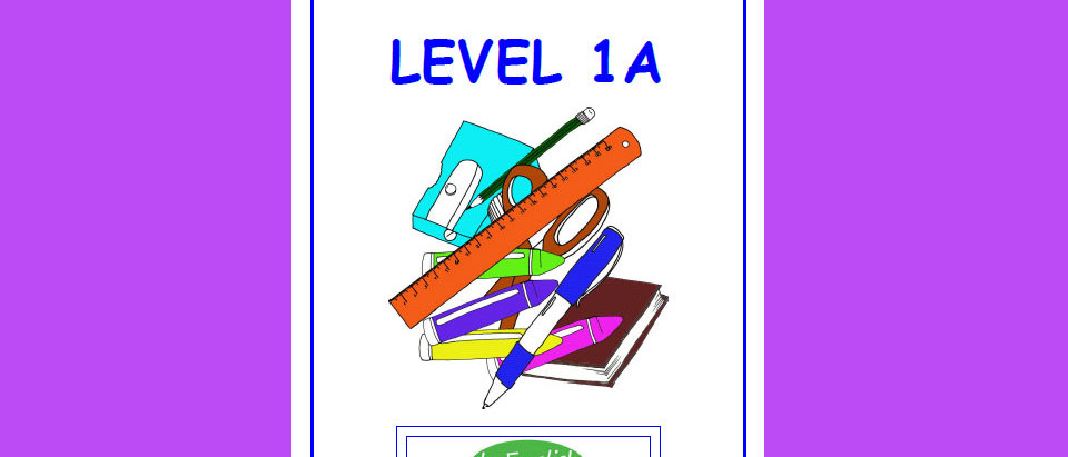 Level 1A Workbook