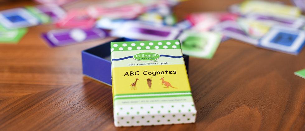 ABC Cognates Game