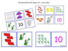 Easy Read - Lotto Game