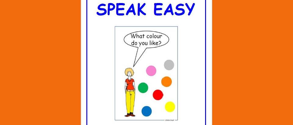 Speak Easy Workbook