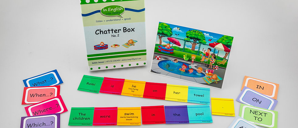 Chatter Box 2