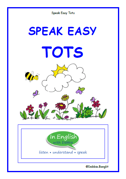 ESL - Speak Easy TOTS