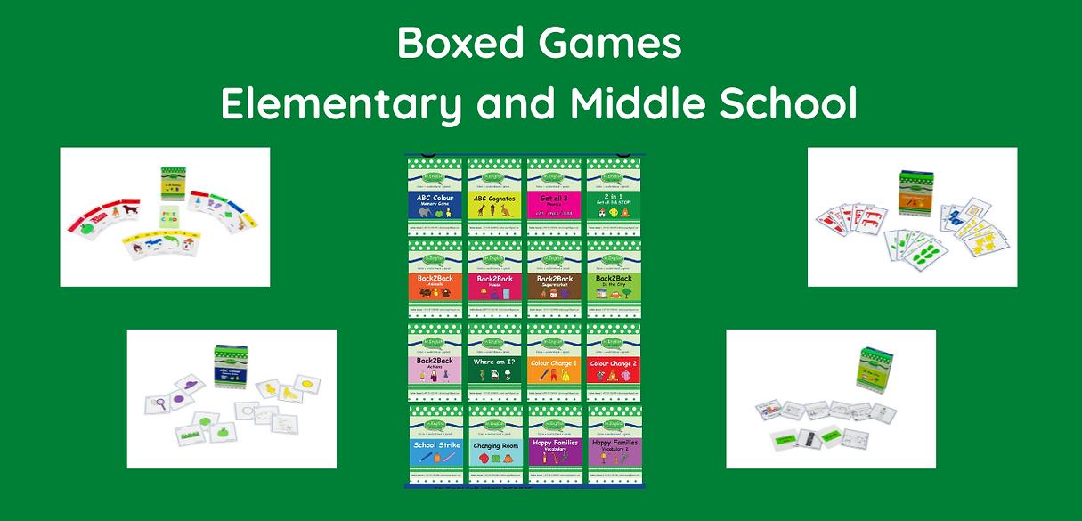 Boxed Games Debbiebanglit
