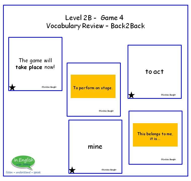 Level 2B - Game 4