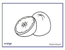 ESL Flashcards Fruit