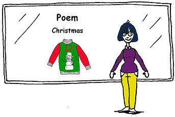 ESL Poem - Christmas