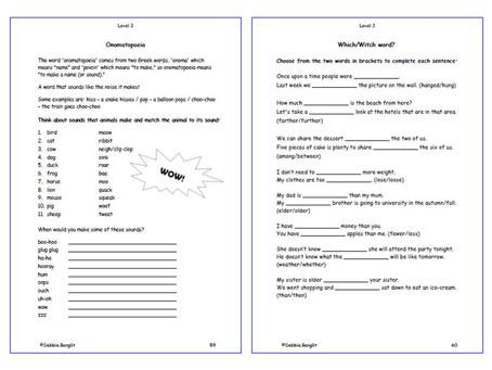 Level 3 DebbieBanglit - Pages 59 & 60