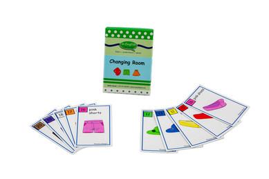 DebbieBAnglit - ESL  Changing Room Card Game