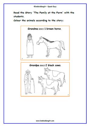 Family and Farm Story
