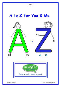 A to Z Workbook