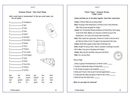 Level 3 DebbieBanglit - Pages 33 & 34