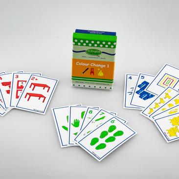 DebbieBAnglit - ESL Colour Change Card Game 1
