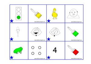 Speak Easy ESL Back2Back card game
