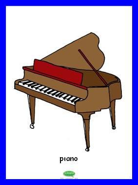 P for Piano