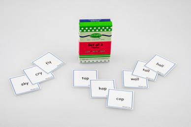 DebbieBAnglit - ESL Card Game - Get All 3