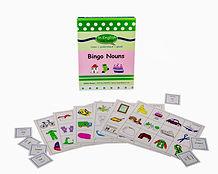 DebbieBanglit - ESL Games - Bingo Nouns
