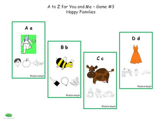 A to Z - Game 3