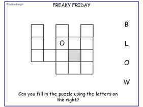 DebbieBanglit Freaky Friday BLOW