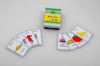 DebbieBAnglit - ESL Card Game - Game Over