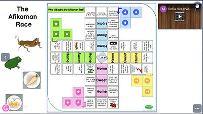 Passover - Board Game