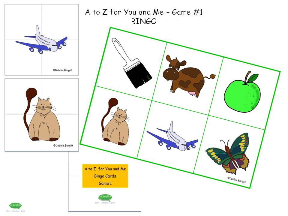 A to Z - Game 1