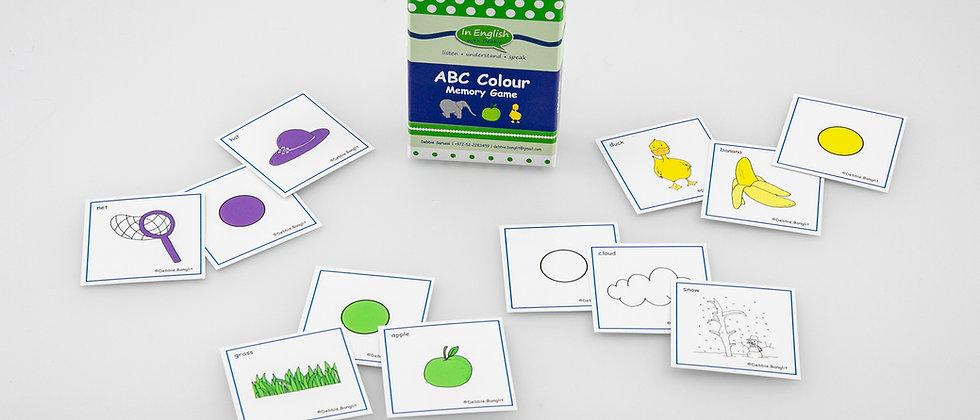 ABC Colour Memory Game