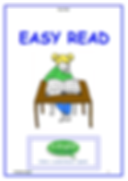 Easy Read Workbook. ESL workbook for beginner readers - phonic based.