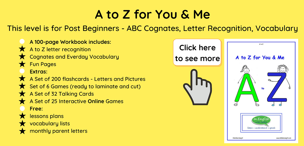 A to Z Workbook