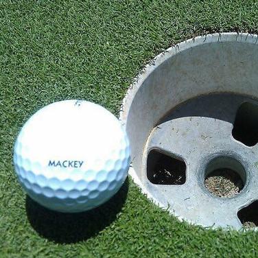 Mackey Golf.