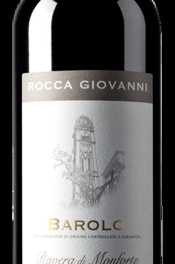 Rocca Giovanni - Barolo DOCG Ravera di Monforte 2013