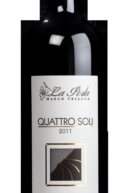 La Perla - Sforzato di Valtellina DOCG Quattro Soli 2013