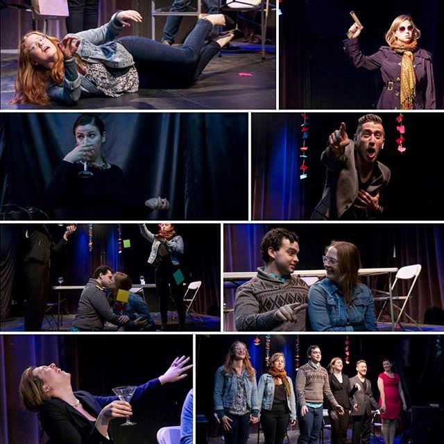 Images from yesterday's final performances. What an incredible group of humans