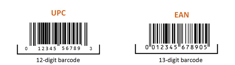 UPC EAN Bar Code