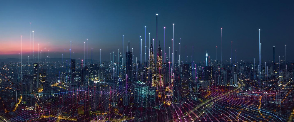Cyber interconnected city