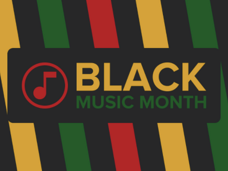 What Is Black Music Month?