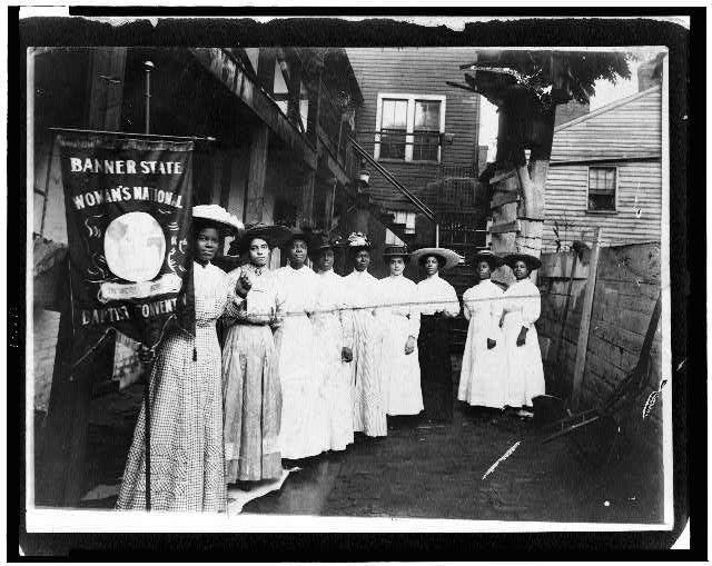african american women suffrage