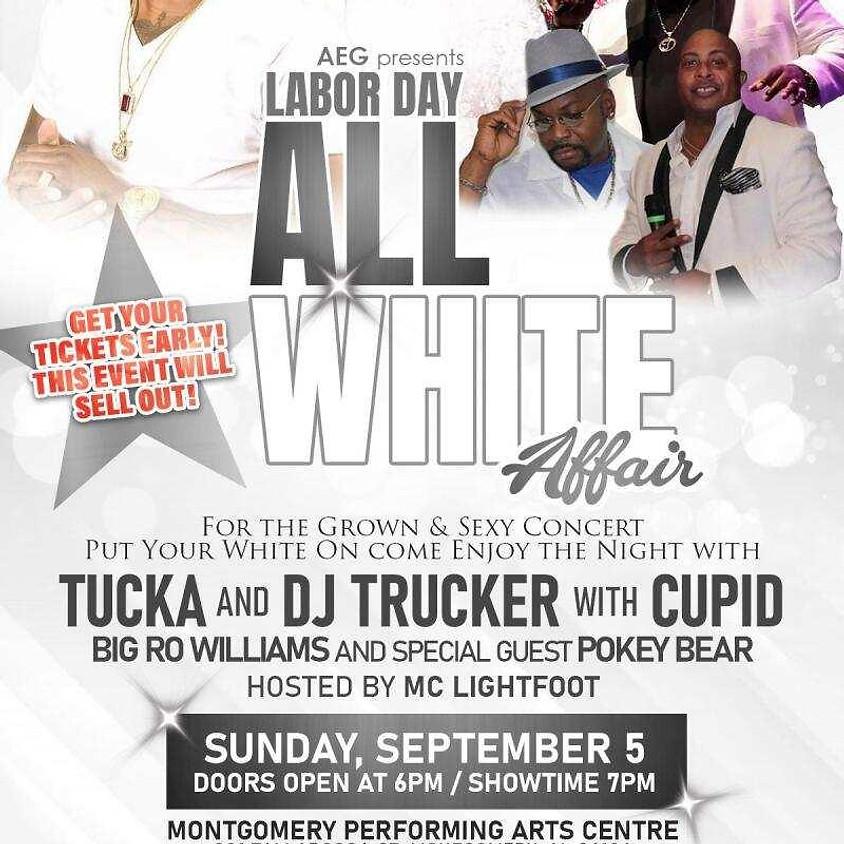 Labor Day All White Affair