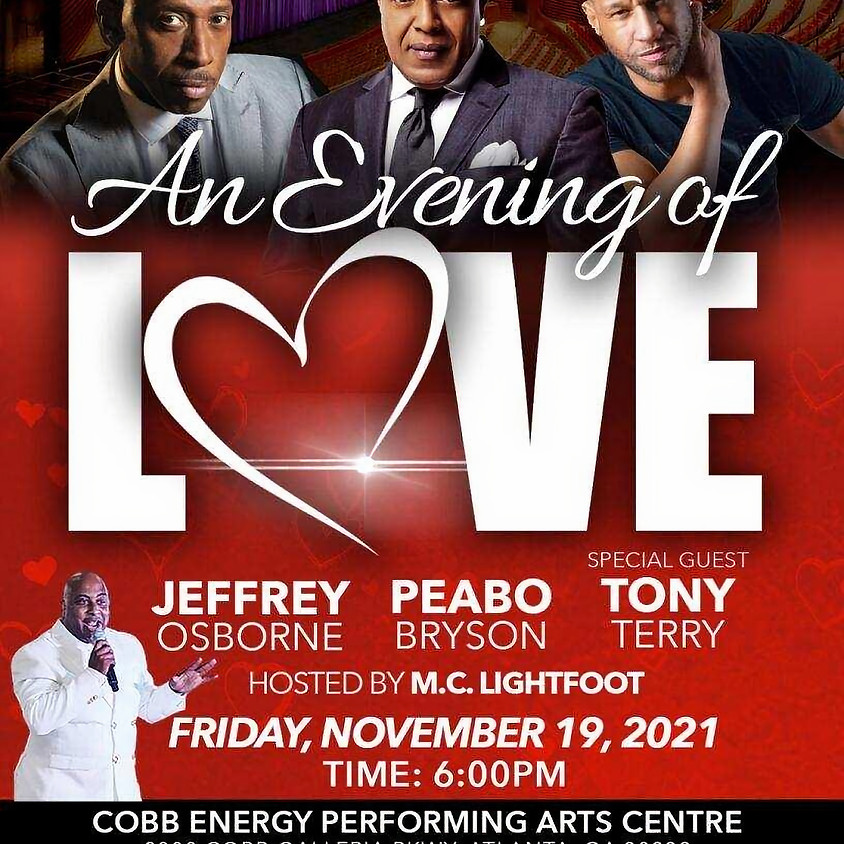 An Evening of love With Peabo