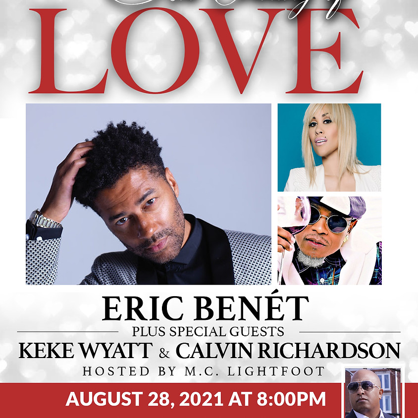 An Evening of Love with Eric Benet