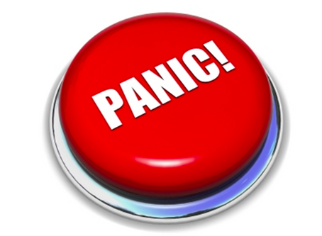 The power of panic