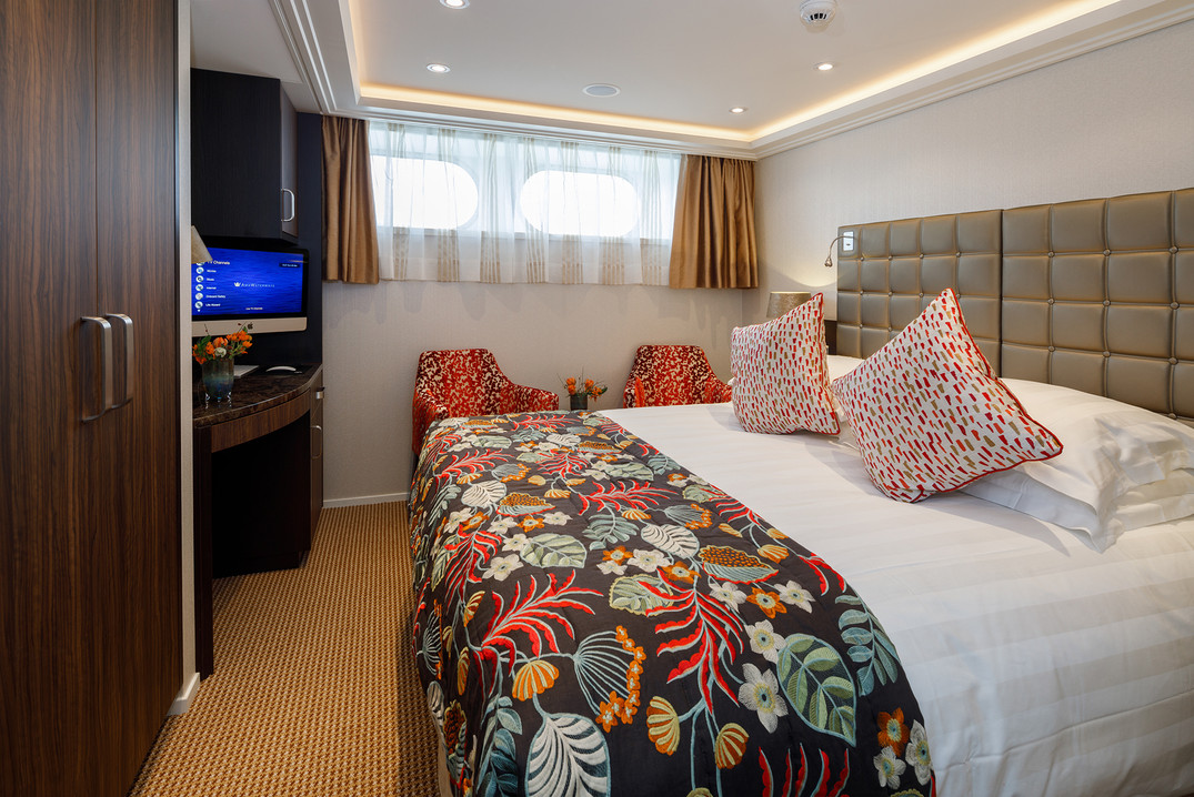 Stateroom Category D/E